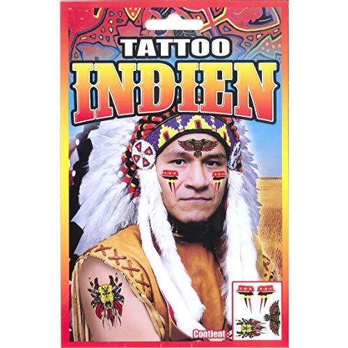 Tattoos Indien - Tatouage temporaire