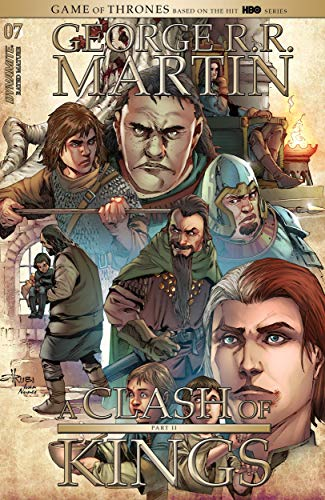 George R.R. Martin's A Clash of Kings: The Comic Book Vo. 2 #7 (English Edition)