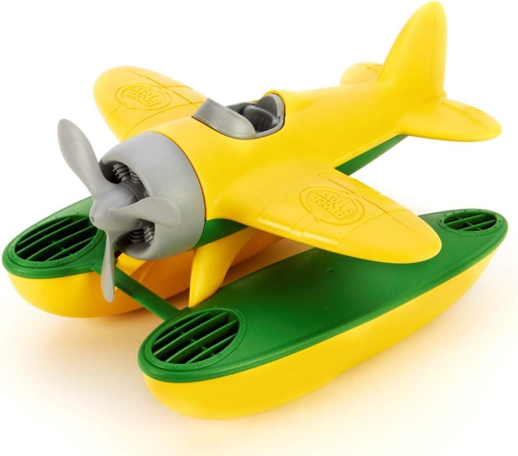 Ultra-Cheap Deals Green Toys Seaplane Yellow free shipping