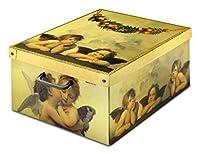 メテックス 収納ボックス エンジェル サイズ/40×50×25cm
