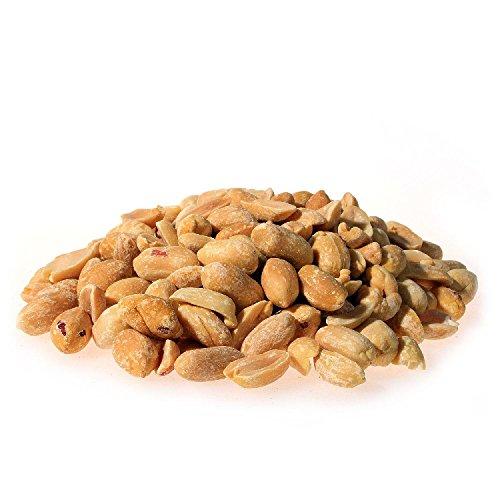 Erdnüsse fettfrei geröstet und OHNE Salz (1000g)