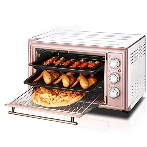 KAUTO Oven Solo Microwave Oven in Silver Tact Built in Electric Single Oven - Stainless Steel Premium Convection Halogen Oven Cooker