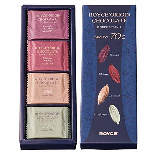 ROYCE'(ロイズ)『ロイズオリジンチョコレートカカオ70%』