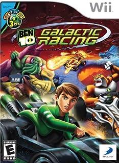 Ben 10 Galactic Racing - Nintendo Wii by D3 Publisher [並行輸入品]