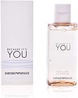Emporio Armani Because Its You Gel de Baño - 200 ml