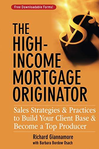 Real Estate Investing Books! - The High-Income Mortgage Originator
