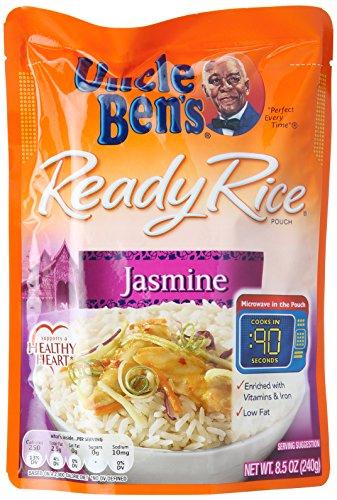 Uncle Ben's Ready Rice Jasmin, 8.5 oz