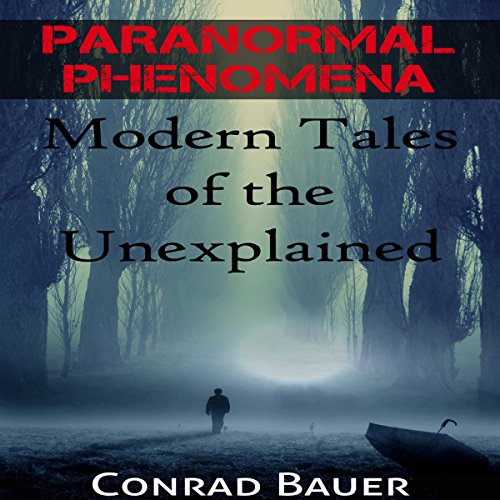 Paranormal Phenomena audiobook cover art