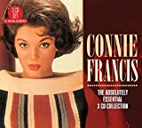 Songtexte von Connie Francis - The Absolutely Essential 3 CD Collection
