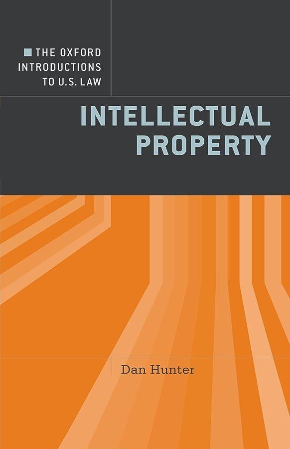 臭いステレオかすかなThe Oxford Introductions to U.S. Law: Intellectual Property (Oxford Introductions to U. S. Law)