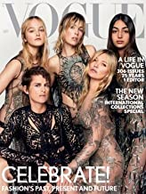 Vogue UK Magazine (September, 2017) Nora Attal, Edie Campbell, Jean Campbell, Kate Moss and Stella Tennant Cover