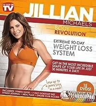 Jillian Michaels Body Revolution 15 DVD Set- Region 0 worldwide