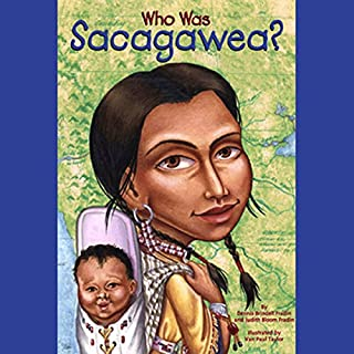Who Was Sacagawea? cover art