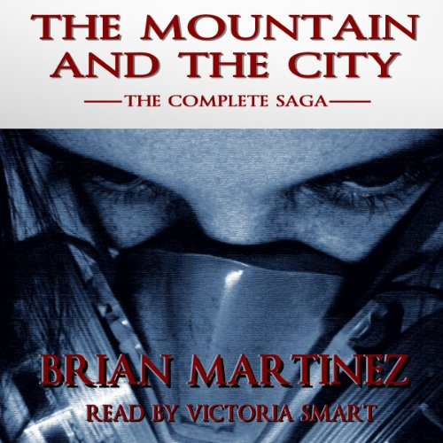 The Mountain and The City audiobook cover art