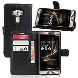 Guran Housse en Cuir PU pour ASUS Zenfone 3 Deluxe ZS570KL Smartphone Flip Cover Magnétique...