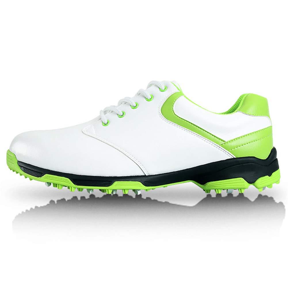 WOIQ Zapatos de Golf Zapatillas de Deporte Transpirables Antideslizantes de Verano para Hombres Zapatillas Deportivas para Hombres Súper Impermeables Tallas Grandes: Amazon.es: Hogar