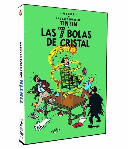 Tintin Y Las 7 Bolas De Cristal [DVD]