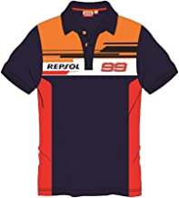 REPSOL HONDA RACING 2019 Jorge Lorenzo #99 - Polo para Hombre, Producto Oficial