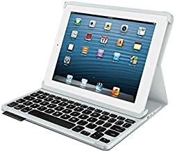 Logitech 920-008521 Keyboard Folio Case Black for iPad 2, iPad (3rd and 4th Generation)