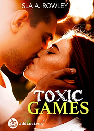 Couverture du livre Toxic Games (teaser)