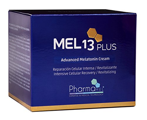 Pharmamel Mel 13 Plus, Crema facial, 50 ml