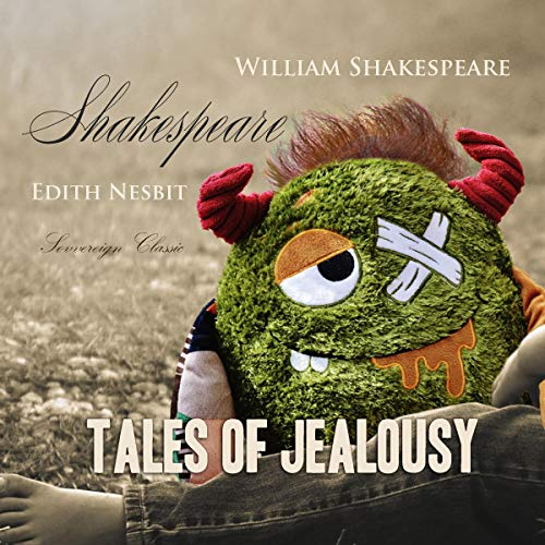 Shakespeare Tales of Jealousy audiobook cover art