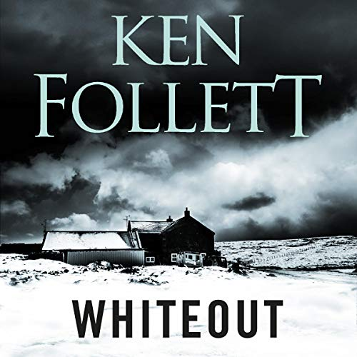 Whiteout audiobook cover art