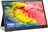 AILRINNI 15.6 pollici Monitor Portatile Touch - HDMI IPS 1920 * 1080p Full HD Gaming Monitor con USB...