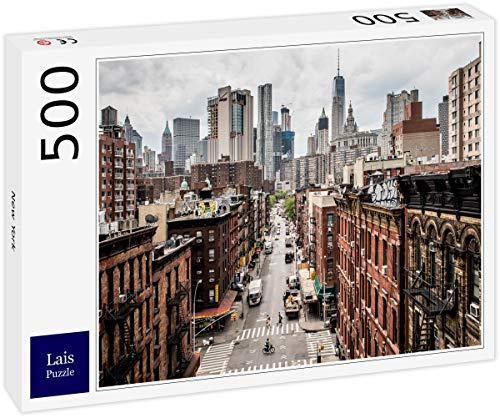 Lais Puzzle Nueva York 500 Piezas