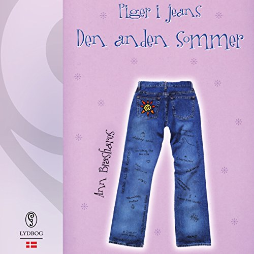 Den anden sommer (Piger i jeans 2) cover art