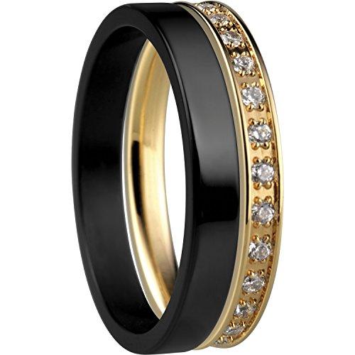 Bering Damen-Ringe Edelstahl mit Ringgröße 63 (20.1) Dubai 8