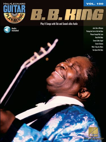 B.B. King Songbook: Guitar Play-Along Volume 100 (English Edition ...