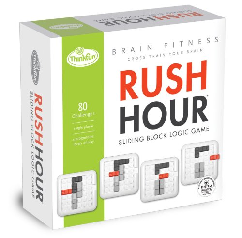 Rush Hour: Brain Fitness