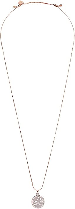 "Charity By Design - Be Yourself 32"" Expandable Necklace"