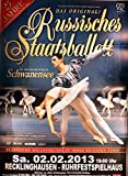 Russisches Staatsballett - Recklinghausen 2013 -