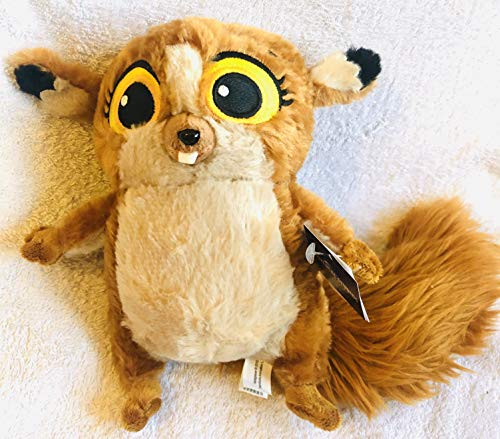 U Madagascar All Hail King Julien – Plüsch Maus Lemur Mort 22,9 cm Plüschtier