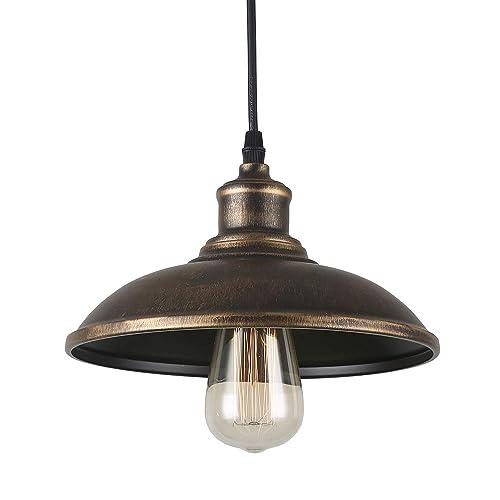 Terrific Vintage Ceiling Light Fixtures Amazon Com Interior Design Ideas Gentotryabchikinfo