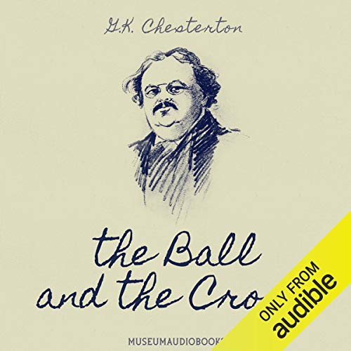 The Ball and the Cross cover art