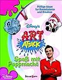 diverse Autoren: Disney's Art Attack: Spaß mit Pappmache