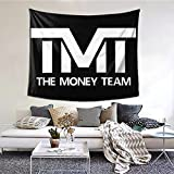 Floyd Mayweather Logo Picnic Blanketart Tapestry Wall Hanging Decor Wall Art Tapestry Theme Party Supplies Tapestry For Boys Gifts Home Bedroom Living Room Dorm Home Decor Wall Decor Fabric Wall Hangings 60x51inch
