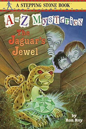 A to Z Mysteries: The Jaguar's Jewelの詳細を見る