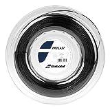 Babolat Pro - Cordaje para Raqueta de Tenis (200 m, 1,30 mm), Color Negro