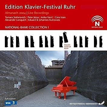 Almanach 2004: Live Recordings (Edition Ruhr Piano Festival Vol. 1-8) (Live)
