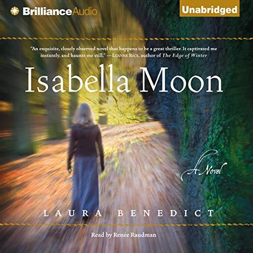 Isabella Moon audiobook cover art