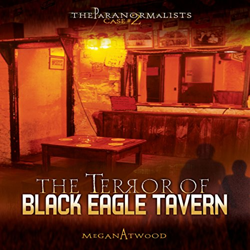 The Terror of Black Eagle Tavern audiobook cover art