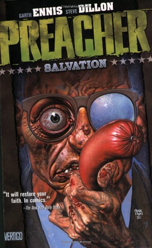 Preacher TP Vol 07 Salvation New Edition