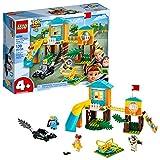 LEGO | Disney Pixar's Toy Story Buzz & Bo Peep's Playground Adventure 10768 Building Kit (139 Pieces)