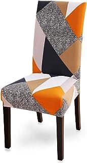 AllRing Spandex - Funda para silla elástica universal para comedor, habitación, boda, banquete, hotel (estilo 10)