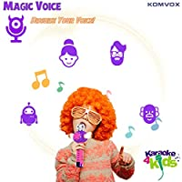 Karaoke Microfono Cambia Voce per Bambini, Senza Fili Microfono Registrazione Ricaricabile Strumenti Musicali per bambina, Compleanno Giochi da Tavolo, Regalo Bimba 3 4 5 6 Anni Gioco Educativi #2