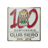 シエロセンテナリオシールドピン-アストゥリアスサッカー